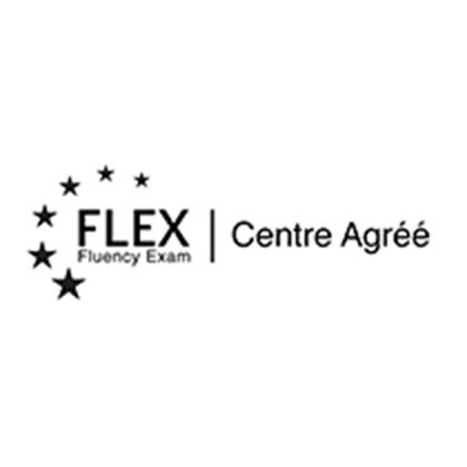 logo du flex, une de nos certifications chez IFLV